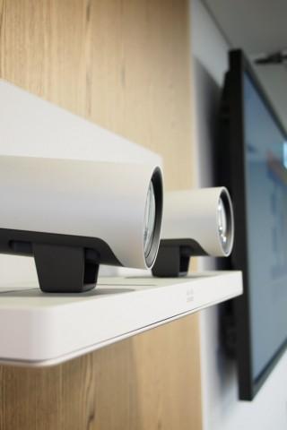 cisco tracking camera